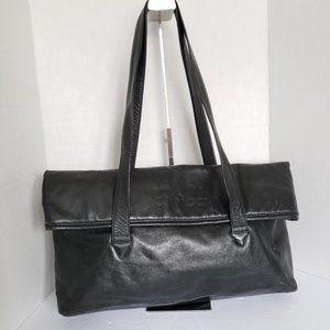 Vintage Capacci genuine leather 2 way purse